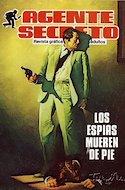 Agente secreto. Revista gráfica mensual para adultos (Grapa (1982)) #2