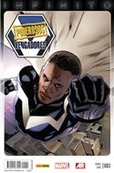 Poderosos Vengadores / Capitán América y los Poderosos Vengadores (2013-2015) (Grapa.) #3