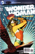 Wonder Woman Vol. 4 (2011-2016) (Comic Book) #7