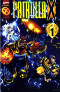 Patrulla-X Vol. 2 (1996-2005) (Grapa) #1