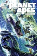 Planet of the Apes: Cataclysm (Comic Book) #3