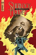 Sherlock Holmes: The Vanishing Man (Comic-book) #3