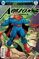 Action Comics Vol. 1 (1938-2011; 2016-) (Comic-book) #991