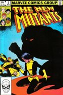 The New Mutants (Comic Book) #3