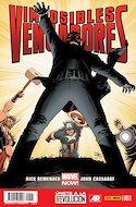 Imposibles Vengadores (2013-2018) (Grapa) #3