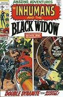 Amazing Adventures (Vol. 2 1970-1976) (Comic Book) #1