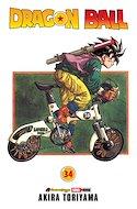 Dragon Ball (Rústica) #34