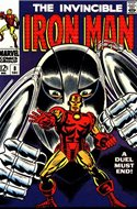 Iron Man Vol. 1 (1968-1996) (Comic book) #8