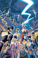 Mighty Morphin Power Rangers Anniversary Special (Comic book) #