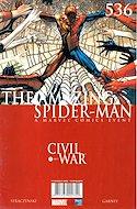 The Amazing Spider-Man (Grapas) #536