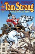 Tom Strong (Comic Book) #8