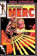 Mark Hazzard Merc (Comic-book.) #1
