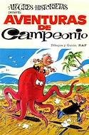 Alegres Historietas (Cartoné 48 pp) #1