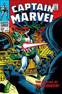 Captain Marvel Vol. 1 (Comic Book) #7