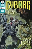 Cyborg Vol. 2 (2016) (Comic-book) #20
