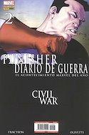 Punisher: Diario de guerra (2007-2009) (Grapa.) #2