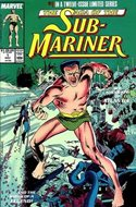 Saga of the Sub-Mariner (Comic-book.) #1
