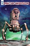 Micronauts (2016-2017) (Comic Book) #9