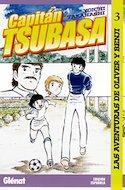 Capitán Tsubasa. Las aventuras de Oliver y Benji (Rústica con sobrecubierta) #3
