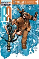 The Adventures of Archer and Armstrong (Comic Book) #1