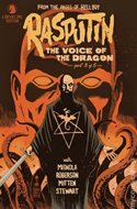 Rasputin: The Voice of the Dragon (Variant Covers) (Grapa) #3