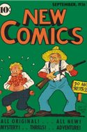 New Comics / New Adventure Comics / Adventure Comics (1935-1983; 2009-2011) (Saddle-Stitched) #8
