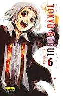 Tokyo Ghoul (Rústica con sobrecubierta) #6