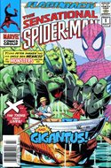 The Sensational Spider-Man (1996-1998) (Comic Book) #-1
