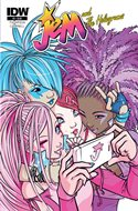 Jem and The Holograms (Comic-book) #3
