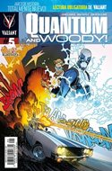 Quantum and Woody! (Grapa) #5