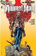 Animal Man (2011 2nd Series) (Issues) #1