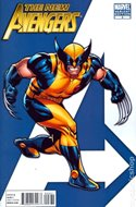 The New Avengers Vol. 2 (2011-2013 Variant Covers) (Comic Book) #3.1