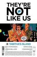 They're Not Like Us (Comic-book/digital) #8