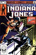 The Further Adventures of Indiana Jones (Comic-book) #9