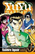 Yu Yu Hakusho (Softcover) #4