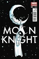 Moon Knight Vol. 5 (2014-2015 Variant Cover) (Comic Book) #1
