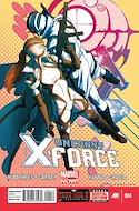 Uncanny X-Force Vol. 2 (Comic Book) #4