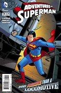 Adventures of Superman Vol. 2 (2013-2014) (Comic-Book) #7