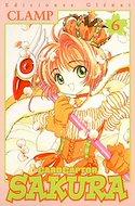 Cardcaptor Sakura (Rústica con sobrecubierta) #6