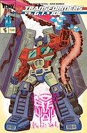 Transformers vs G.I.Joe (Comic Book 24 pp) #6