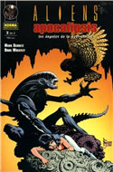 Aliens: Apocalipsis - Los ángeles de la destrucción (Rústica 48 pags.) #2