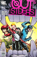 Outsiders (2005-2007) (Grapa 24 pp) #2