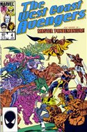 West Coast Avengers Vol. 2 (Comic-book. 1985 -1989) #4