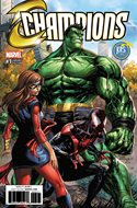 Champions Vol. 2 (2016-2019 Variant Cover) (Comic Book) #1.15
