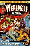 Werewolf by Night Vol 1 (Comic Book) #3