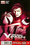 Uncanny X-Force Vol. 2 (Comic Book) #8
