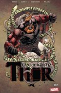 The Mighty Thor (2016-) (Comic-book) #7