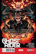 All New Ghost Rider (2014-) (Comic book) #7