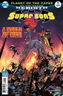 Super Sons (2017 - 2018 Comic-book) #9