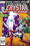 Saga of Crystar, Crystal Warrior (Comic-Book) #2